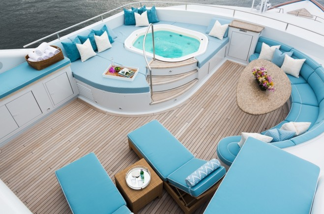 M/Y Four Wishes Yacht #3