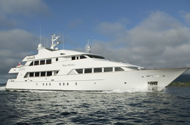 M/Y Four Wishes Yacht #1