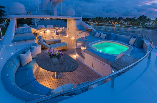 M/Y Four Wishes Yacht #4
