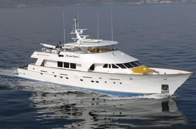 M/Y Ocean Pearl Yacht #1