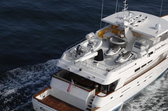 M/Y Ocean Pearl Yacht #19