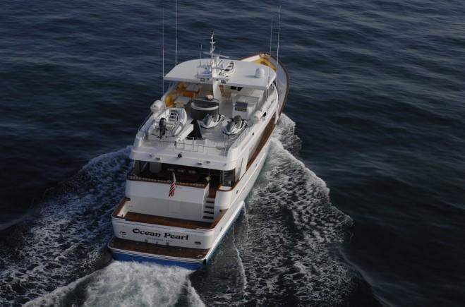M/Y Ocean Pearl Yacht #2