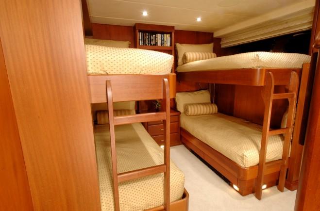 M/Y Ocean Pearl Yacht #17