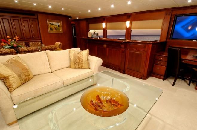 M/Y Ocean Pearl Yacht #12