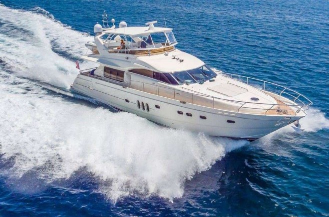 M/Y Hoya Saxa Yacht #1