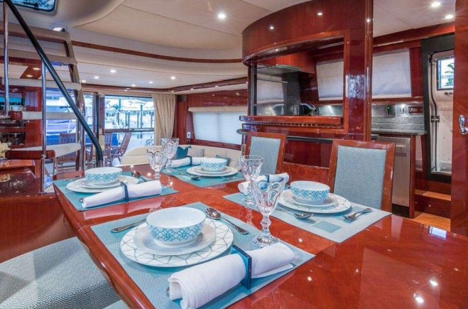 M/Y Hoya Saxa Yacht #4
