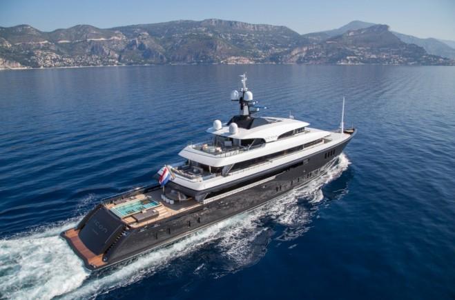 ICON Yacht Charter - Icon Yachts Luxury Superyacht