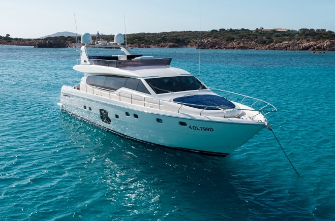 M/Y d'Artagnan Yacht #1