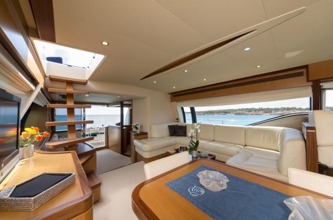 M/Y d'Artagnan Yacht #12