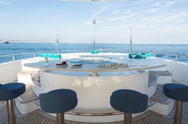 M/Y Big Sky Yacht #3