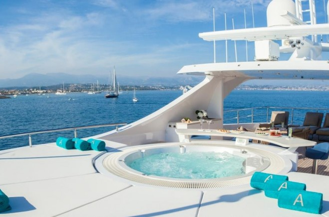 M/Y Big Sky Yacht #4