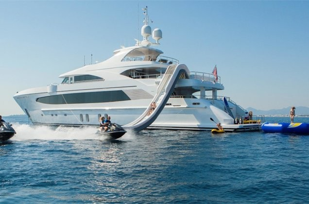 M/Y Big Sky Yacht #2