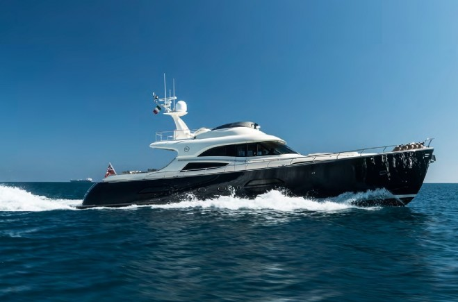 M/Y Lumiere Yacht #4