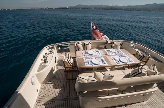 M/Y Lumiere Yacht #10