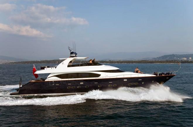 M/Y Asha Yacht #1