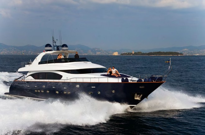 M/Y Asha Yacht #2