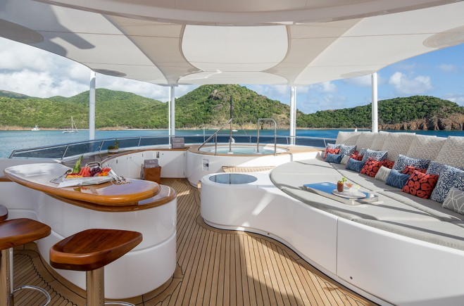 M/Y Broadwater Yacht #7