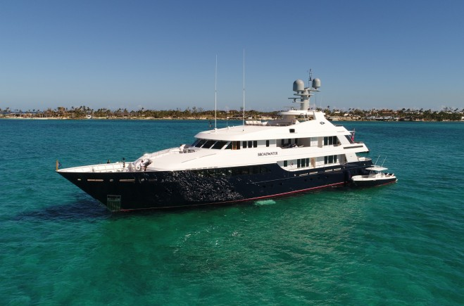 M/Y Broadwater Yacht #2