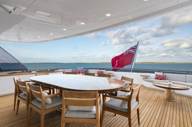 M/Y Broadwater Yacht #4