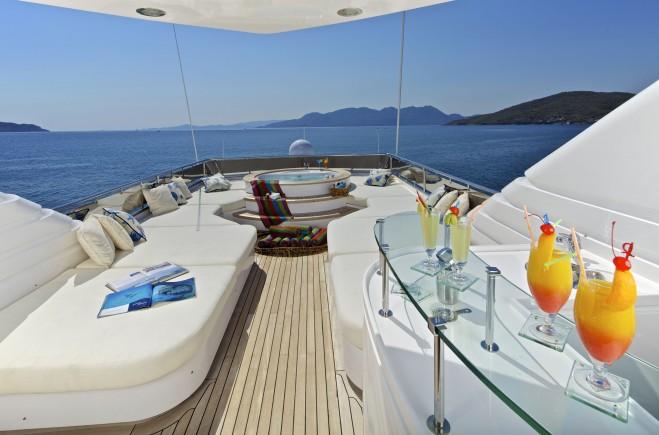 M/Y O'Rion Yacht #6
