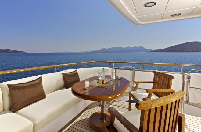 M/Y O'Rion Yacht #4