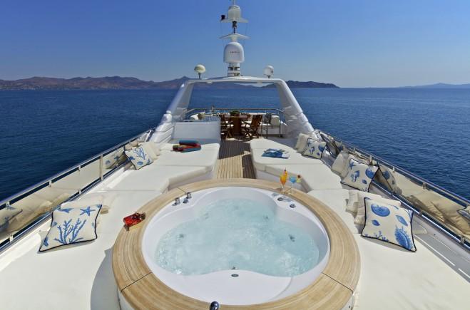 M/Y O'Rion Yacht #8