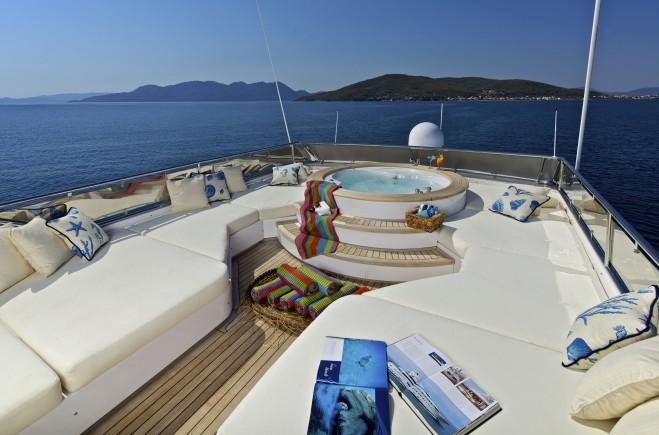M/Y O'Rion Yacht #7