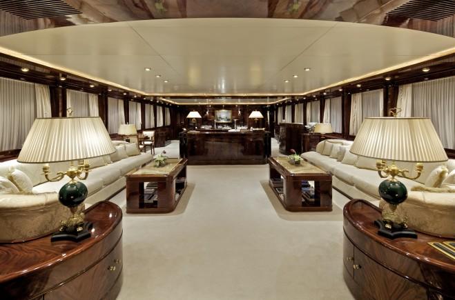 M/Y O'Rion Yacht #17