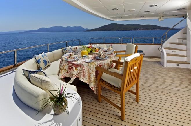 M/Y O'Rion Yacht #5