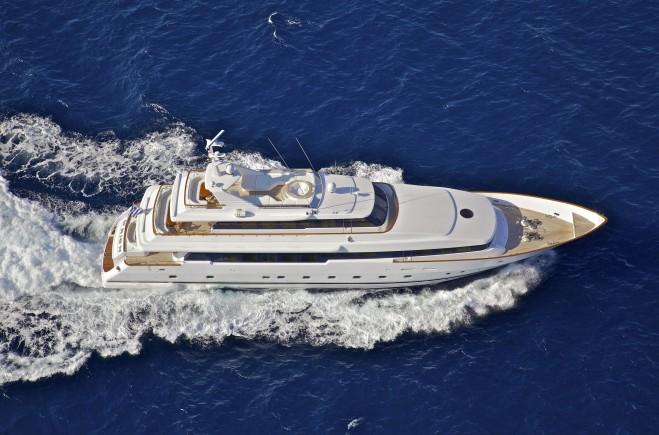 M/Y O'Rion Yacht #3