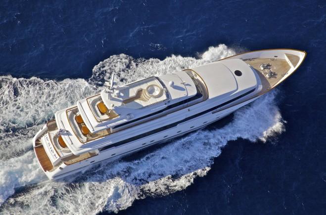 M/Y O'Rion Yacht #2