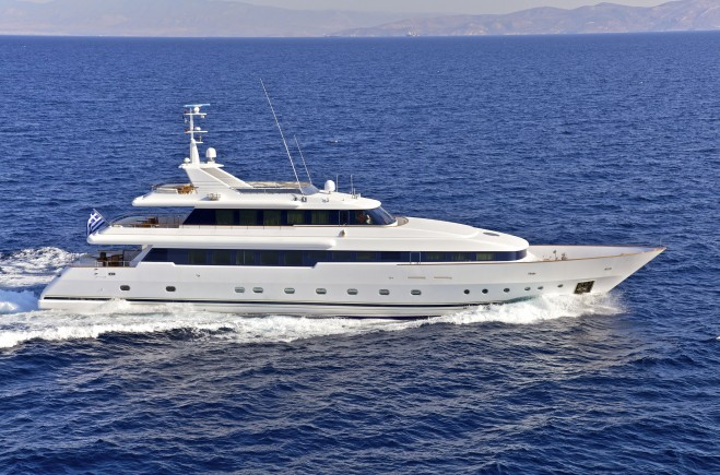 M/Y O'Rion Yacht #1
