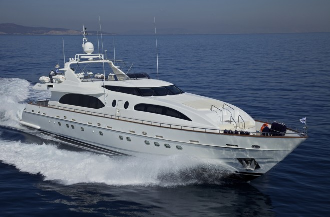 M/Y Helios Yacht #1