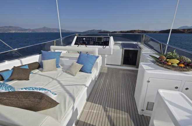 M/Y Helios Yacht #14