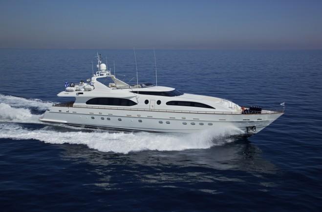 M/Y Helios Yacht #5