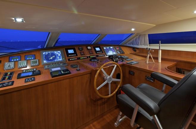 M/Y Helios Yacht #22
