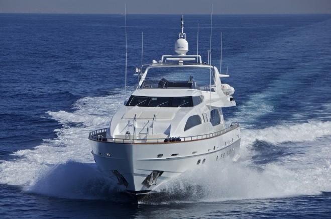 M/Y Helios Yacht #2