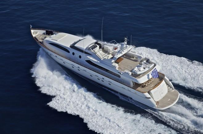 M/Y Helios Yacht #6