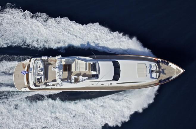 M/Y Helios Yacht #7
