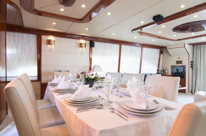 M/Y Dream B Yacht #21