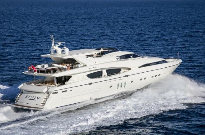 M/Y Rini V Yacht #1
