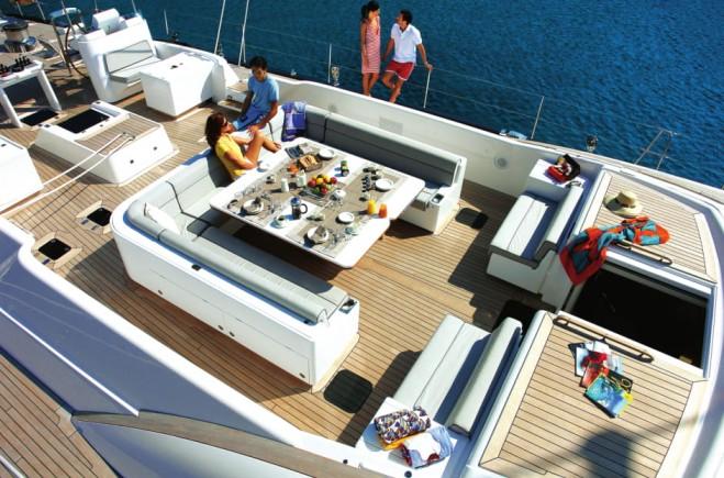 M/Y Aristarchos Yacht #11