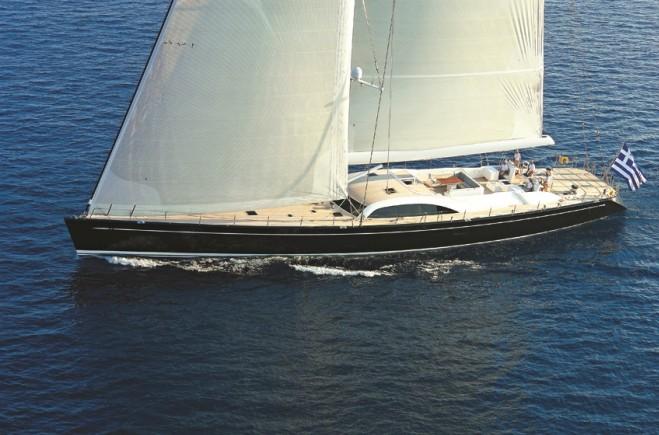 M/Y Aristarchos Yacht #5