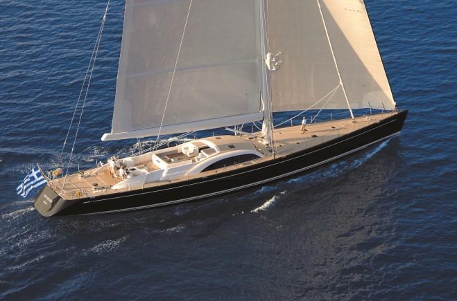 M/Y Aristarchos Yacht #1