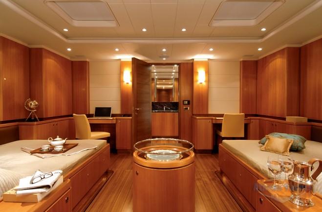 M/Y Aristarchos Yacht #12