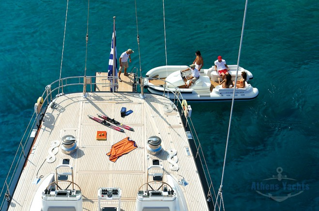 M/Y Aristarchos Yacht #10