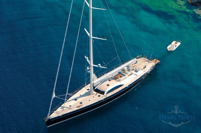 M/Y Aristarchos Yacht #21