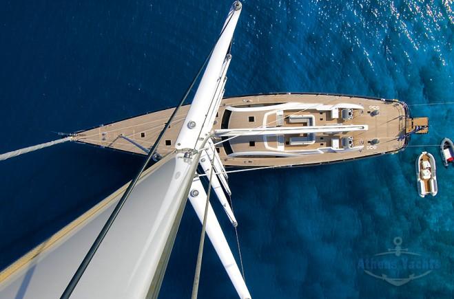 M/Y Aristarchos Yacht #6