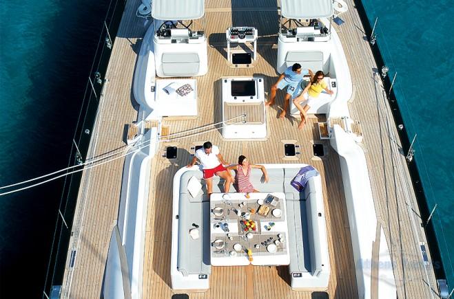 M/Y Aristarchos Yacht #9