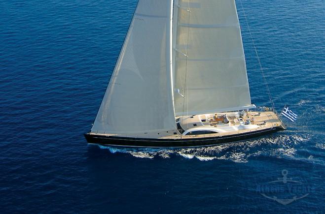 M/Y Aristarchos Yacht #4
